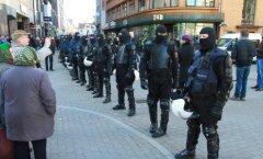 Дзинтарс: VL-ТБ/ДННЛ будет участвовать в шествии легионеров