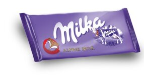 Шоколад Milka: не бойтесь быть нежными