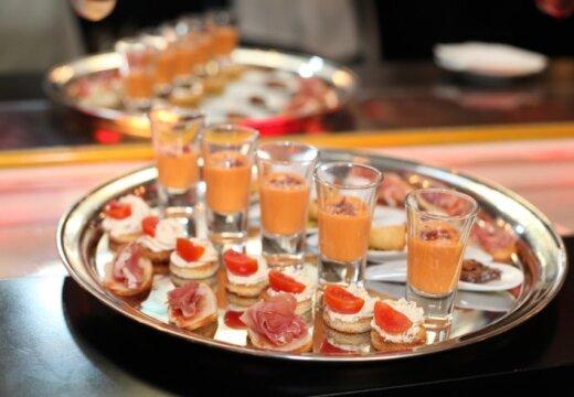 Дни испанской гастрономии в Риге: испанские шеф-повара из Марбельи о испанской кухне, и ее секретах