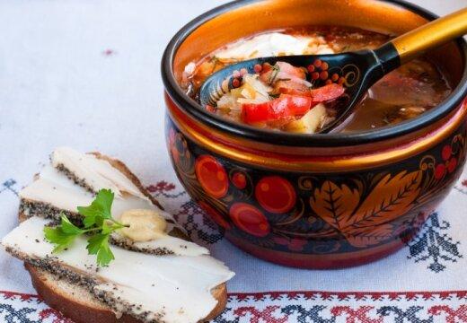 4 рецепта оригинальных зимних супов